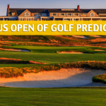 2018 U.S. Open of Golf Predictions, Picks, Odds and Betting Preview