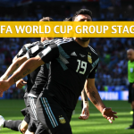 Argentina vs Croatia Predictions, Picks, Odds, and Betting Preview – 2018 FIFA World Cup Group D – June 21