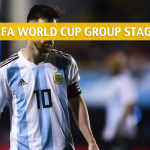 Argentina vs Iceland Predictions, Picks, Odds, and Betting Preview - 2018 FIFA World Cup Group D - June 16