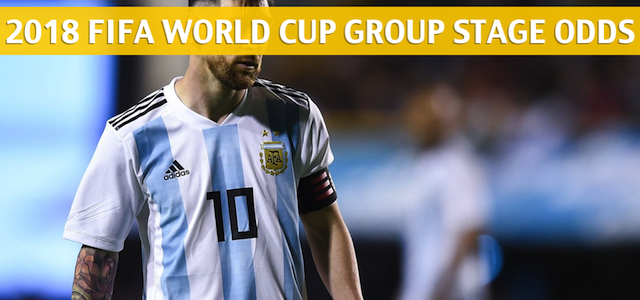 Argentina vs Iceland Predictions, Picks, Odds, and Betting Preview – 2018 FIFA World Cup Group D – June 16