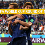 Belgium vs Japan Predictions, Picks, Odds, and Betting Preview – 2018 FIFA World Cup Round of 16 – July 2