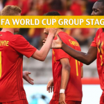 Belgium vs Panama Predictions, Picks, Odds, and Betting Preview – 2018 FIFA World Cup Group G – June 18
