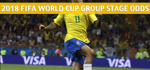 Brazil vs Costa Rica Predictions, Picks, Odds, and Betting Preview – 2018 FIFA World Cup Group E – June 22