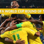Brazil vs Mexico Predictions, Picks, Odds, and Betting Preview – 2018 FIFA World Cup Round of 16 – July 2