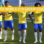 Brazil vs Switzerland  Predictions, Picks, Odds, and Betting Preview – 2018 FIFA World Cup Group E – June 17