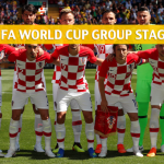 Croatia vs Nigeria Predictions, Picks, Odds, and Betting Preview - 2018 FIFA World Cup Group D - June 16