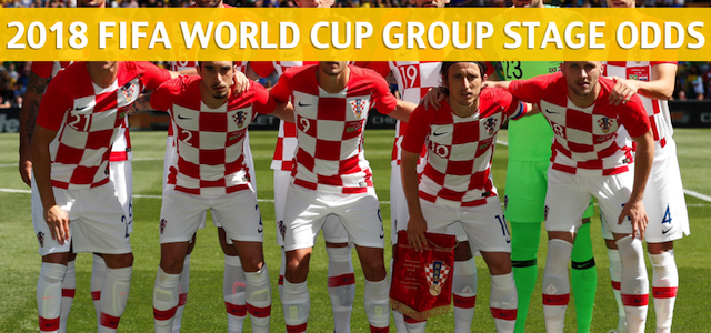 Croatia vs Nigeria Predictions, Picks, Odds, and Betting Preview – 2018 FIFA World Cup Group D – June 16