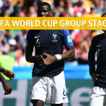 Denmark vs France Predictions, Picks, Odds, and Betting Preview – 2018 FIFA World Cup Group C – June 26