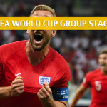 England vs Panama Predictions, Picks, Odds, and Betting Preview – 2018 FIFA World Cup Group G – June 24