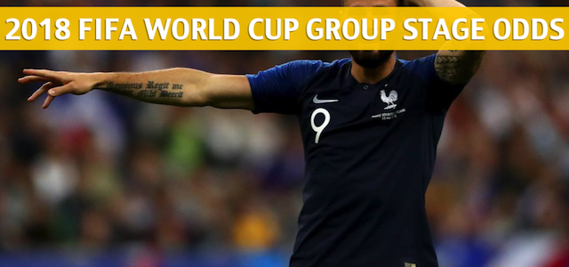 France vs Australia Predictions, Picks, Odds, and Betting Preview – 2018 FIFA World Cup Group C – June 16