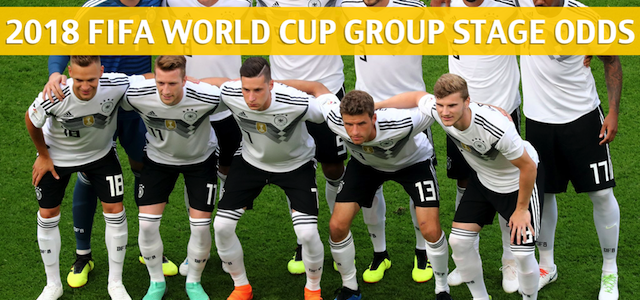 Germany vs Mexico Predictions, Picks, Odds, and Betting Preview – 2018 FIFA World Cup Group F – June 17