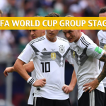 Germany vs Sweden Predictions, Picks, Odds, and Betting Preview - 2018 FIFA World Cup Group F - June 23