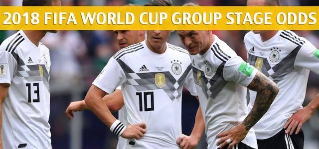 Germany vs Sweden Predictions, Picks, Odds, and Betting Preview – 2018 FIFA World Cup Group F – June 23