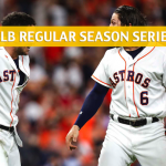 Houston Astros vs Tampa Bay Rays Predictions, Picks, Odds, and Betting Preview - Season Series June 28 - July 1 2018
