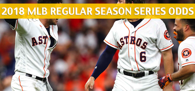 Houston Astros vs Los Angeles Angels Predictions, Picks, Odds, and Betting Preview – Season Series July 20-22 2018