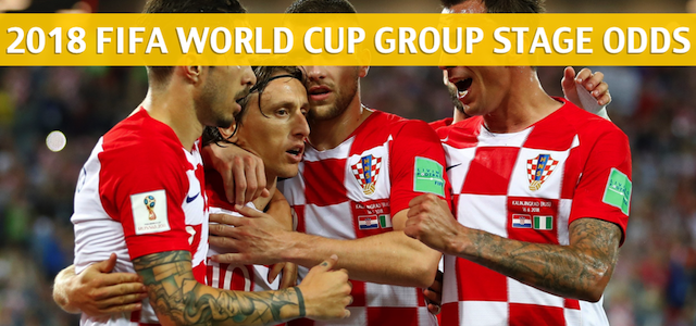 Iceland vs Croatia Predictions, Picks, Odds, and Betting Preview – 2018 FIFA World Cup Group D – June 26