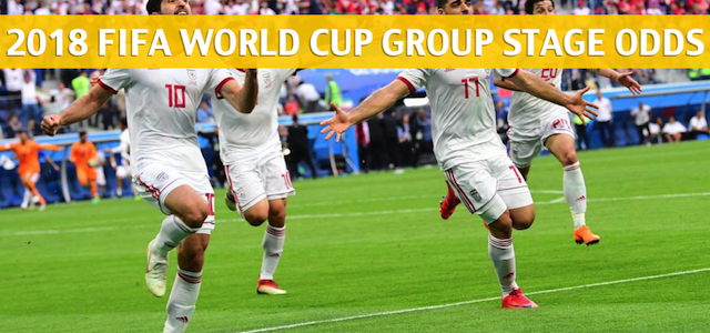 Iran vs Spain Predictions, Picks, Odds, and Betting Preview – 2018 FIFA World Cup Group B – June 20