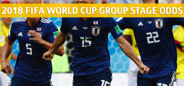 Japan vs Poland Predictions, Picks, Odds, and Betting Preview – 2018 FIFA World Cup Group H – June 28
