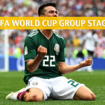 Mexico vs Sweden Predictions, Picks, Odds, and Betting Preview – 2018 FIFA World Cup Group F – June 27