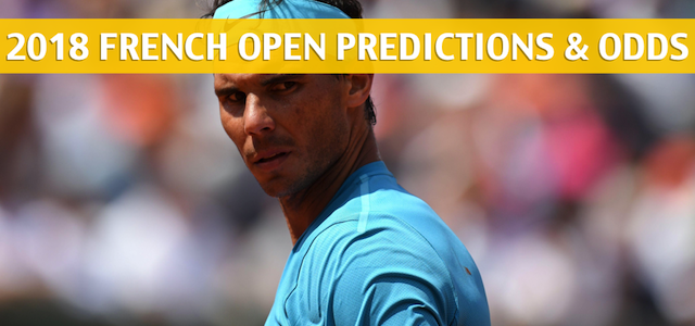 Rafael Nadal vs Diego Schwartzman Predictions, Pick, Odds, and Betting Preview – 2018 French Open Quarter Finals – June 6, 2018