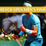 Rafael Nadal vs Dominic Thiem Predictions, Pick, Odds, and Betting Preview – 2018 French Open Final – June 10