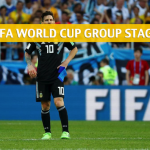 Nigeria vs Argentina Predictions, Picks, Odds, and Betting Preview - 2018 FIFA World Cup Group D - June 26