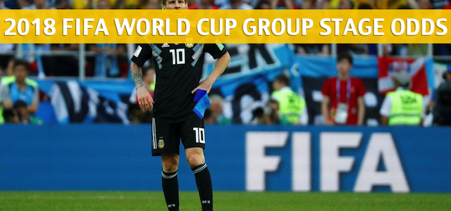 Nigeria vs Argentina Predictions, Picks, Odds, and Betting Preview – 2018 FIFA World Cup Group D – June 26