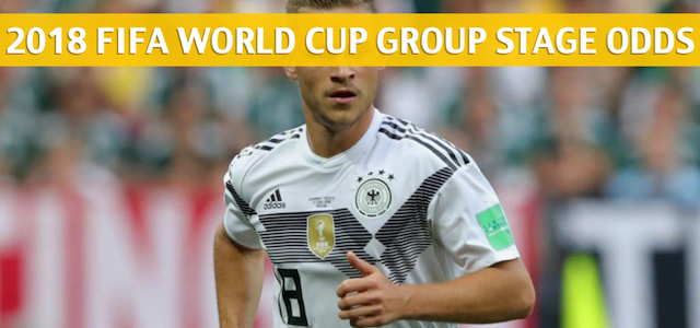 South Korea vs Germany Predictions, Picks, Odds, and Betting Preview – 2018 FIFA World Cup Group F – June 27