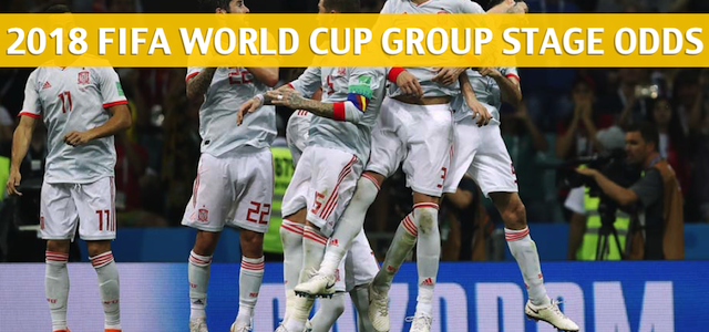 Spain vs Morocco Predictions, Picks, Odds, and Betting Preview – 2018 FIFA World Cup Group B – June 25