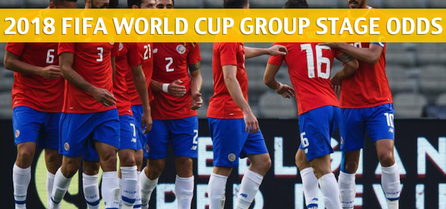Switzerland vs Costa Rica Predictions, Picks, Odds, and Betting Preview – 2018 FIFA World Cup Group E – June 27