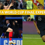 2018 FIFA World Cup Final Expert Picks and Predictions