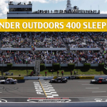 2018 Gander Outdoors 400 Sleepers and Sleeper Picks and Predictions
