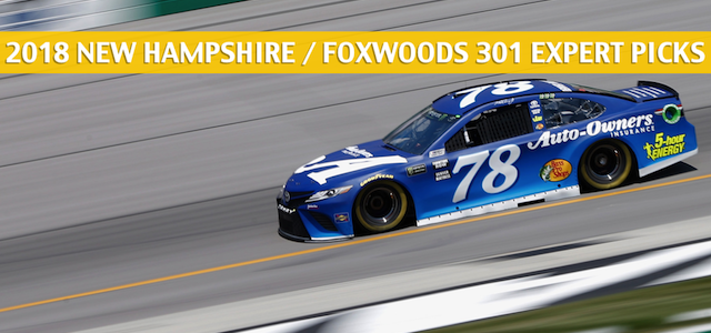 2018 Foxwoods 301 / New Hampshire 301 Expert Picks and Predictions