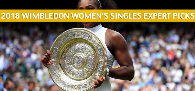 2018 Wimbledon Women's Singles Expert Picks and Predictions