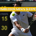 2018 Wimbledon Men's Singles Sleeper Picks and Predictions