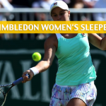 2018 Wimbledon Women's Singles Sleeper Picks and Predictions