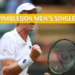 Kevin Anderson vs John Isner Predictions, Pick, Odds, and Betting Preview – Wimbledon Men's Singles Semi Final July 13, 2018