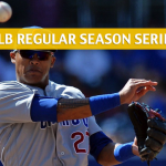 Chicago Cubs vs St Louis Cardinals Predictions, Picks, Odds, and Betting Preview - Season Series July 27-29 2018