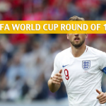 Colombia vs England Predictions, Picks, Odds, and Betting Preview - 2018 FIFA World Cup Round of 16 - July 3