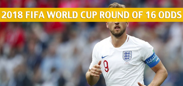 Colombia vs England Predictions, Picks, Odds, and Betting Preview – 2018 FIFA World Cup Round of 16 – July 3