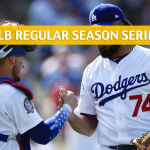 Los Angeles Dodgers vs Milwaukee Brewers Predictions, Picks, Odds, and Betting Preview - Season Series July 20-22 2018