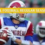 Edmonton Eskimos vs Montreal Alouettes Predictions, Picks, Odds, and Betting Preview – July 26, 2018