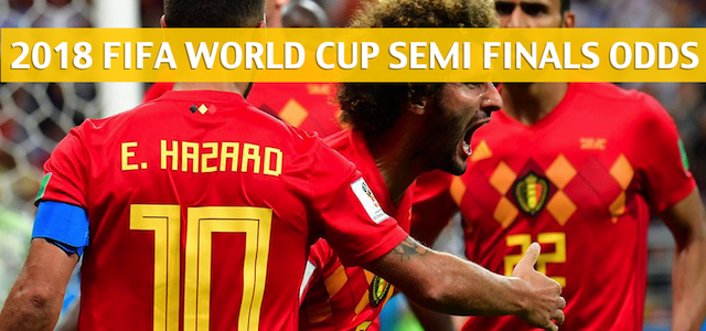 France vs Belgium Predictions, Picks, Odds, and Betting Preview – FIFA World Cup Semi Final – July 10 2018