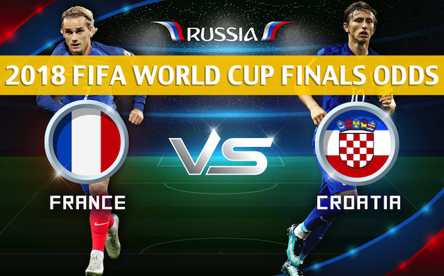 France vs Croatia Predictions / Odds / Preview - 2018 World Cup Final