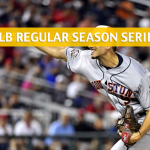 Houston Astros vs Los Angeles Dodgers Predictions, Picks, Odds, and Betting Preview – Season Series August 3-5 2018