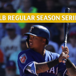 Cleveland Indians vs Texas Rangers Predictions, Picks, Odds, and Betting Preview - Season Series July 20-22 2018