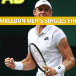 Kevin Anderson vs Novak Djokovic Predictions, Pick, Odds, and Betting Preview – Wimbledon Men's Singles Final July 15, 2018