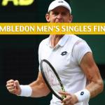 Kevin Anderson vs Novak Djokovic Predictions, Pick, Odds, and Betting Preview – Wimbledon Men's Singles Final July 15, 2018