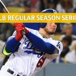 Los Angeles Dodgers vs Atlanta Braves Predictions, Picks, Odds, and Betting Preview – Season Series July 26-29 2018