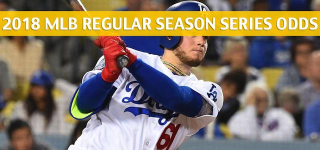 Los Angeles Dodgers vs Atlanta Braves Predictions, Picks, Odds, and Betting Preview – Season Series July 26-29 2018
